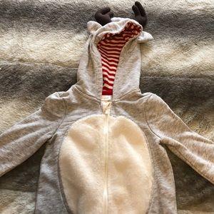 Reindeer suit!! 💕🥰 so cute! NWOT